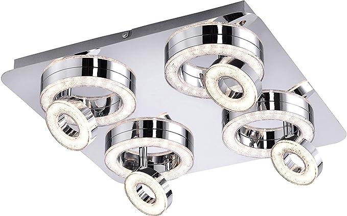 Luce a led w soffitto con luci lumen luce di soffitto