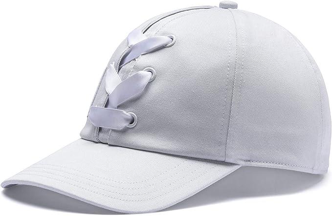 Puma - Gorra de béisbol - para mujer Puma White adulto: Amazon.es ...