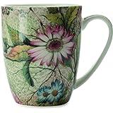 Maxwell & Williams WK04400 Kilburn tazza, tazza di caffè, tazza, sogno ad occhi aperti, in confezione regalo, porcellane