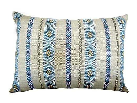 Tiendas Mi Casa - Cojín Estambul Modelo 300, 40x60cm. (Azul ...