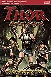 Thor Son of Asgard: The Warriors Teen
