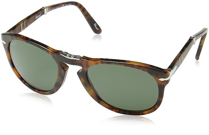 Interplas 0Po0714 108/58 54 Gafas de sol, Marrón (Caffe/Polargreen), Hombre