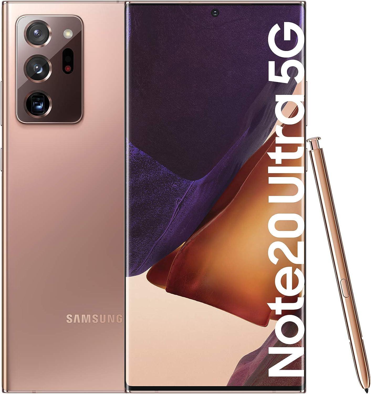 Samsung Galaxy Note20 Ultra 5G Smartphone Android Libre de 6.9