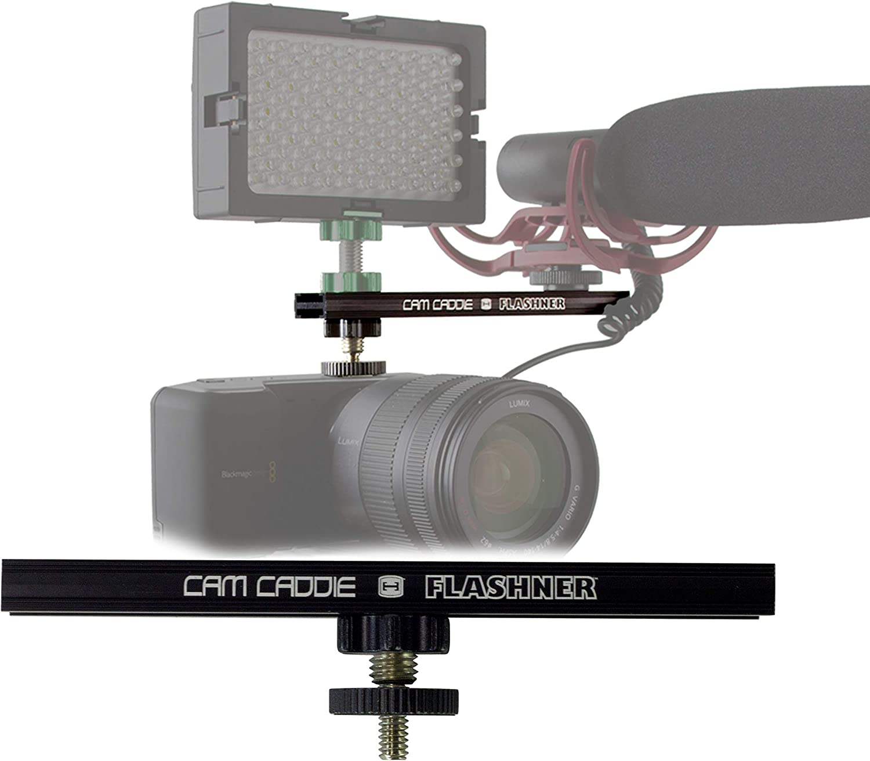 Black Cam Caddie 6 1//4-20 Flashner Kit