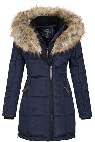 Geographical Norway Cappotto Donna: Amazon.it: Abbigliamento