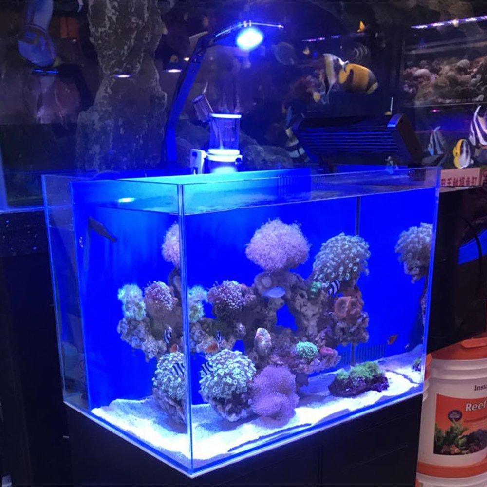 LED Aquarium Lighting 30W Fish Tank Lights 4 Channels ...