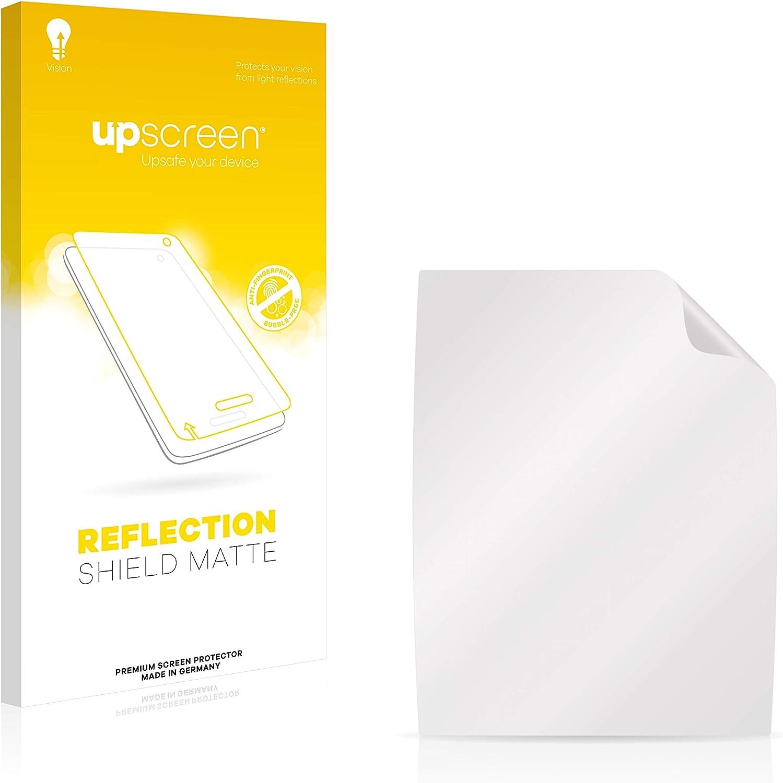 upscreen Protector Pantalla Mate Compatible con Garmin echoMAP 50s Película
