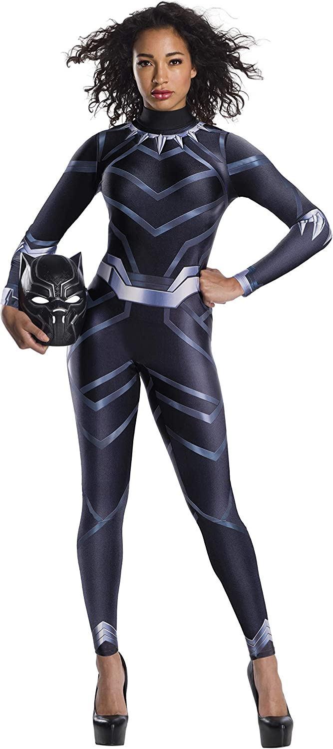 Black Panther Adult Deluxe Gloves Movie Comic Book Superhero Gift