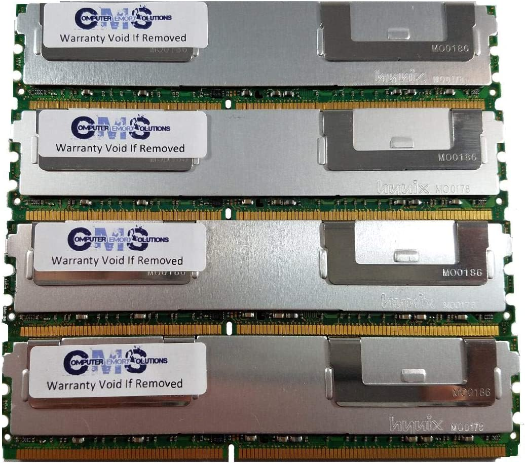 NEW 16GB 4x4GB MEMORY PC2-5300 ECC FBDIMM HP Compaq xw6600 NOT FOR PC
