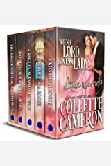 When a Lord Loves a Lady: The Honorable Rogues™ Collection 1-5: Historical Regency Romance Novels Kindle Edition