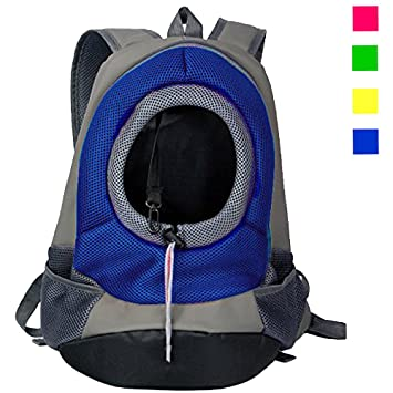 Amazon.com : Dog Carrier, YAMAY Pet Cat Carrier Backpack Front ...