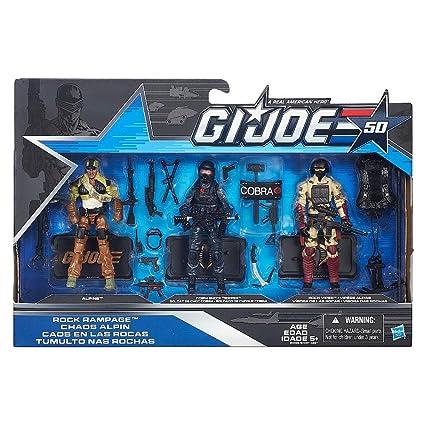 "GI Joe COBRA BAT B.A.T 3.75/"" Figure Legion Android Trooper 50th Anniversary"
