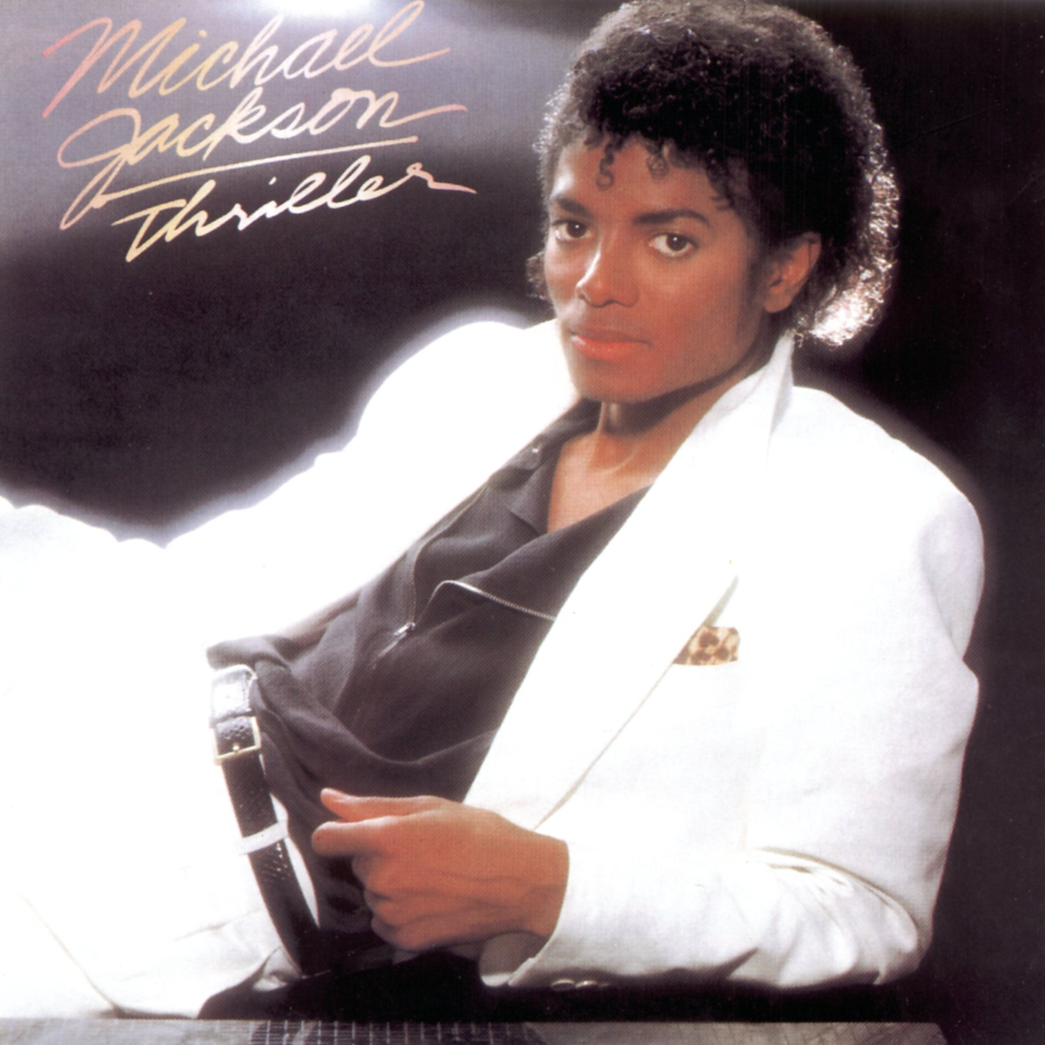 michael jackson thriller best-selling album in history