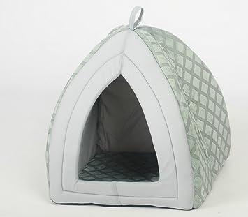 Cama iglu para perros