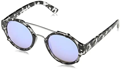 82ccbc1538cdc Image not available for. Color  QUAY AUSTRALIA Women s It s A Sin Black  Tort Blue Mirror Sunglasses