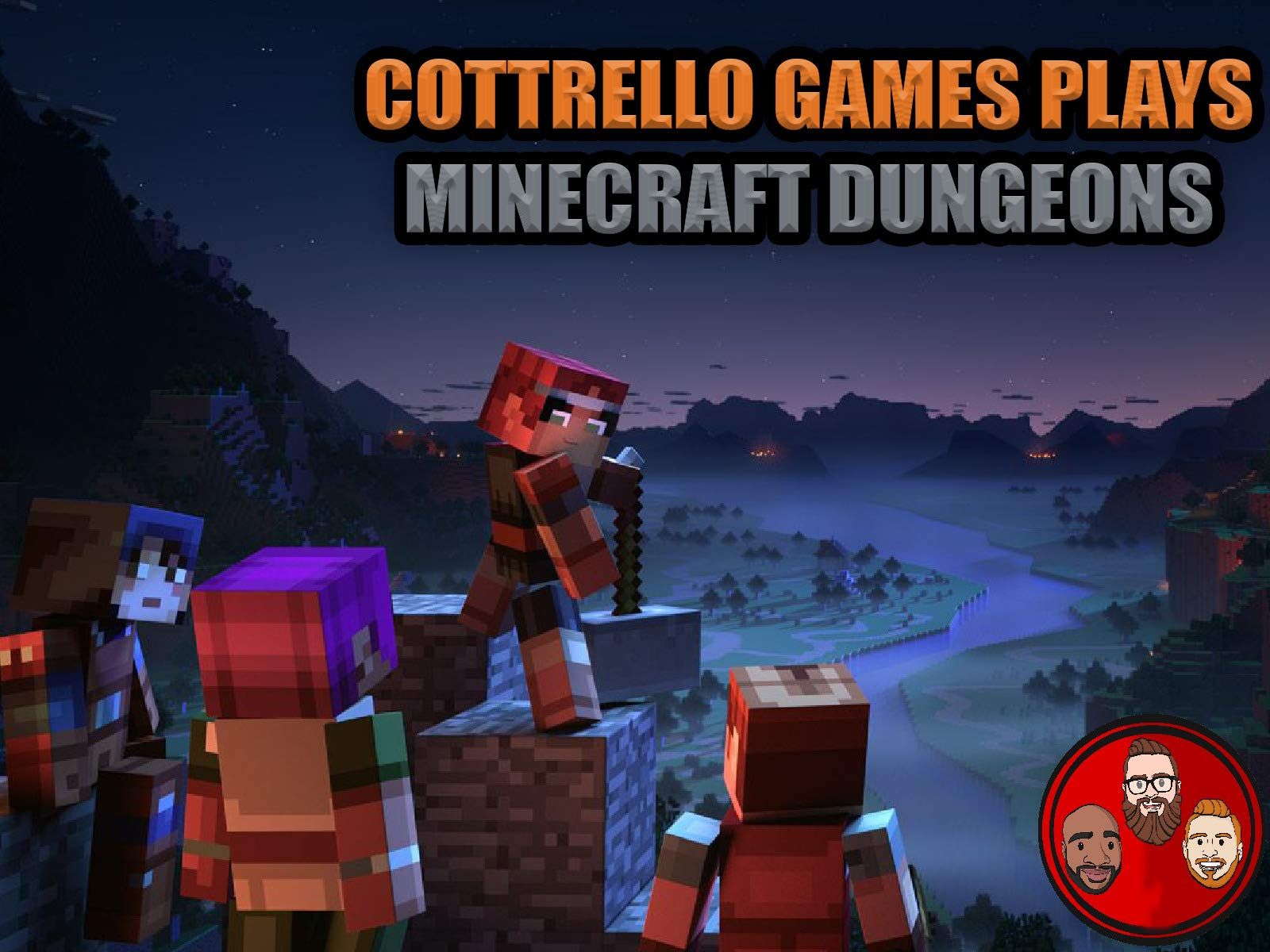 Minecraft Dungeons Playthrough with Cottrello Games
