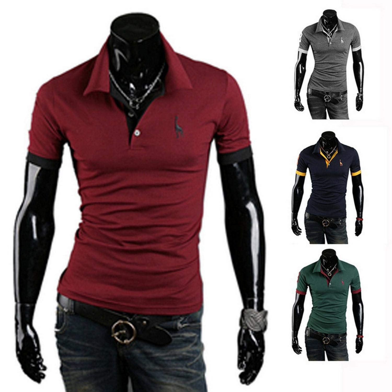 Summer Business Men Shirt Men Cotton Short Sleeve Shirts Jerseys Mens Shirts Shirts Plus Size