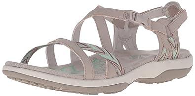 d440b199fdc Skechers Women s Regga Slim Keep Close Gladiator Sandal  Amazon.co ...