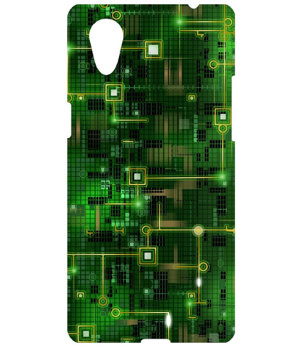 Tms Hacker Wallpaper Mobile Case Cover For Oppo A37 Amazon In Electronics