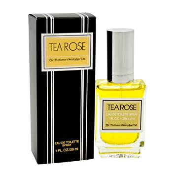Tea Rose by Perfumers Workshop for Women - 1 oz EDT Spray