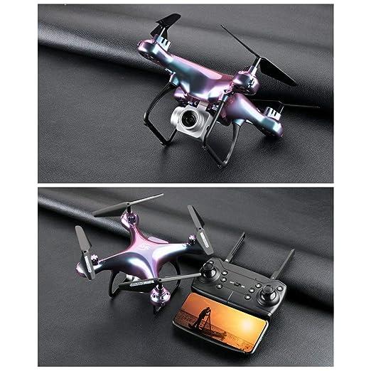 LouiseEvel215 Starry Sky Drone HD 1080P WiFi Fotografía aérea HD ...