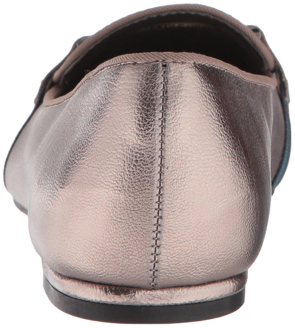 Tommy Hilfiger Women's Tomina Ballet Flat B0798SKTTB 9.5 M US|Silver