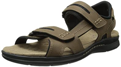 6dc4f9532a1a Dockers Men s Solano Gladiator Sandal