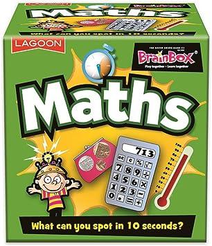 Mesa BrainBox Matemáticas: Amazon.es: Juguetes y juegos