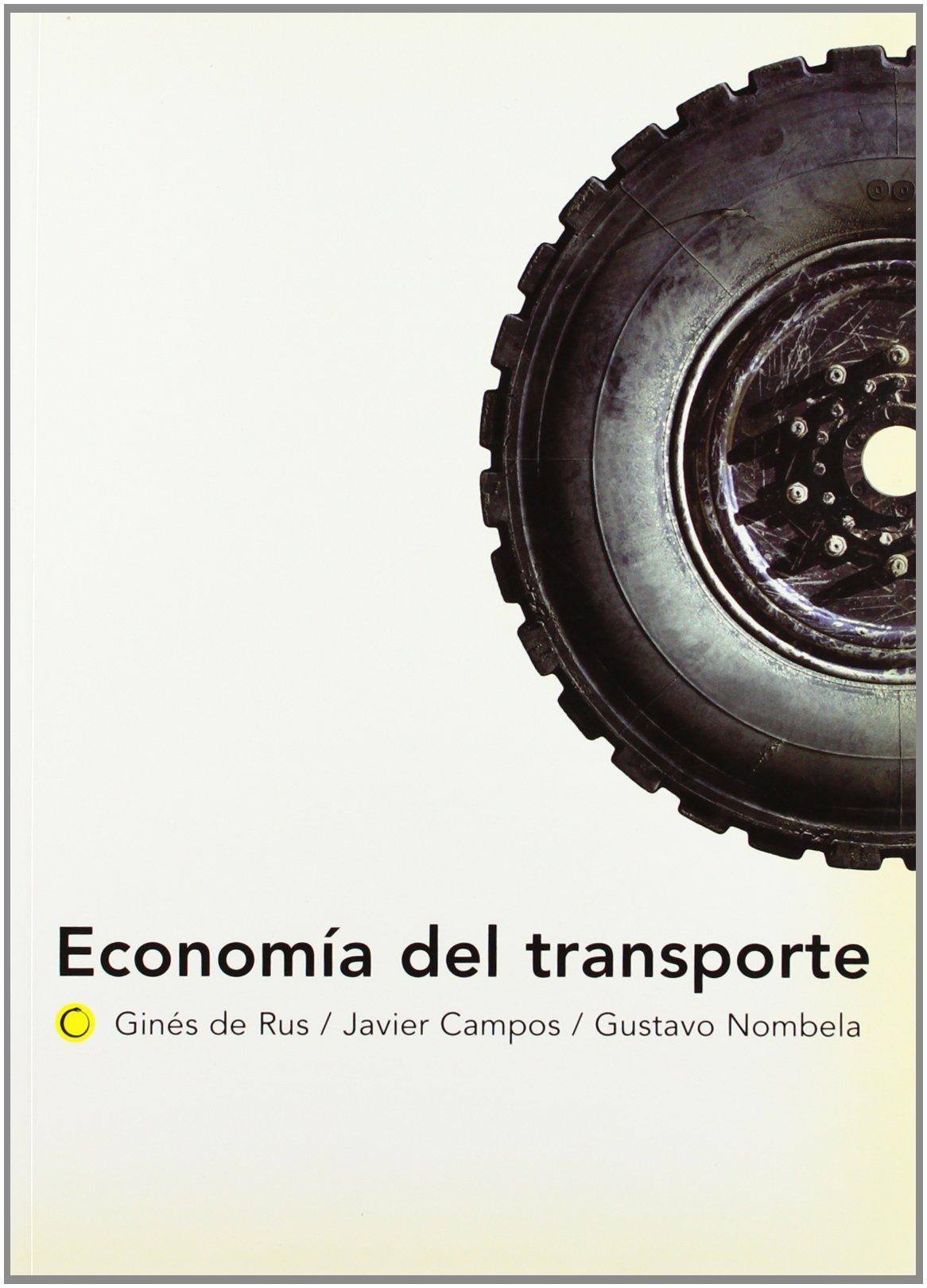 Economia del Transporte (Spanish Edition)