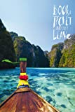 Book A Ticket And Just Leave - Travel / Reise Motivations Poster - 61x 91,5 cm, Premium - Close Up®
