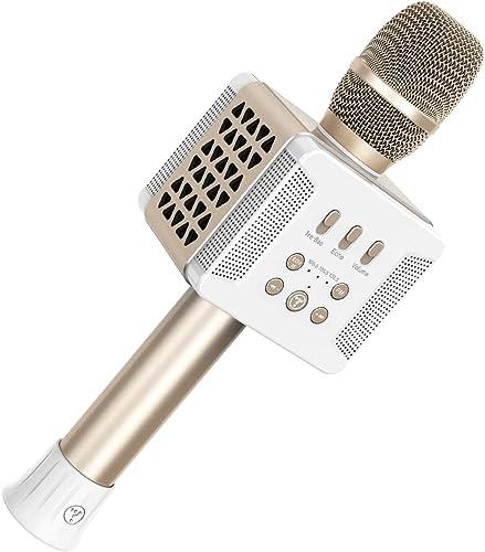 TOSING 016 Wireless 20W Bluetooth Karaoke Microphone