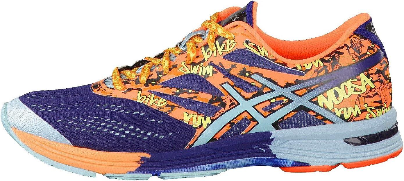 Asics Zapatillas de Running Gel-Noosa Tri 10 Azul/Azul Marino/Naranja EU 46.5: Amazon.es: Zapatos y complementos