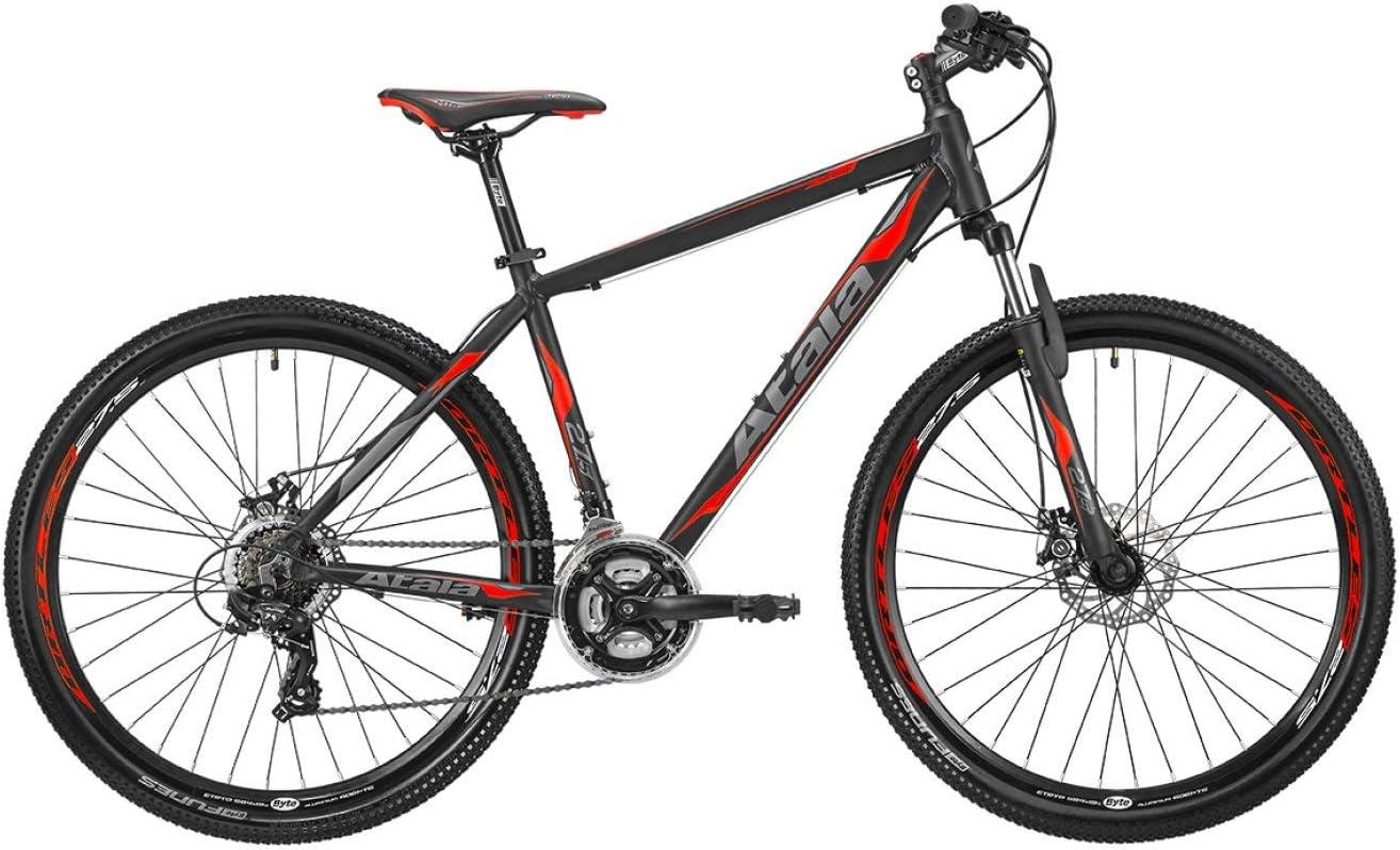 Bici Bicicletta ATALA Replay STEF 21V Ruota 27,5 Freni A Disco Meccanico MTB 2019