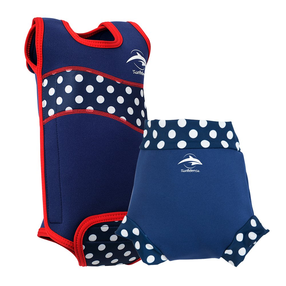 Konfidence Babywarma and NeoNappy Polka Dot X Large - 12 to 18 Months