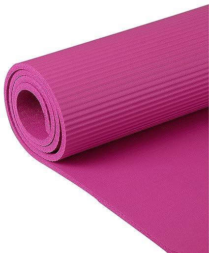 Amazon.com : Yoga mat Thickening Training Pads Widening and ...