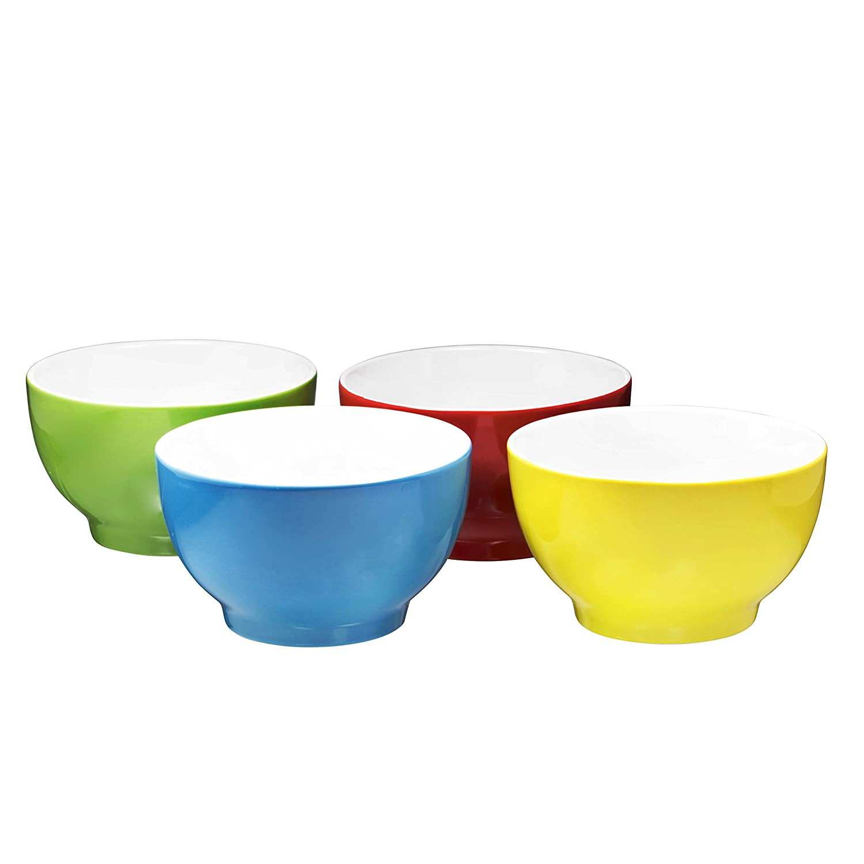 Case of 6 Cereal Bowl Corell 6017652 ENC 18-oz Impressions Enhancements Soup