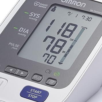 Omron Healthcare M6 Comfort Monitor de presión arterial automático ...
