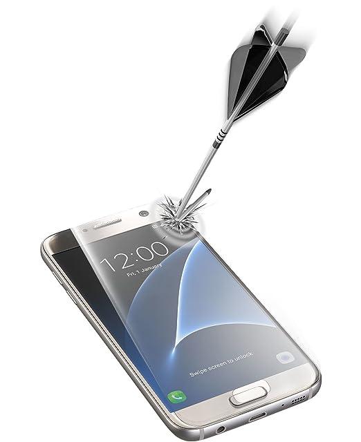 12 opinioni per Cellular Line Second Glass Ultra Shape- GALAXY S7 Vetro Temperato Resistente e