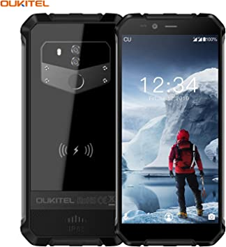 Oukitel WP1 - Smartphone Rugged IP68 Antigolpes 5000mAh 5.5