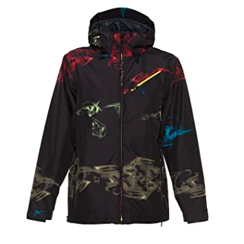Volcom Volume Insulated Jacket – Chaqueta de Snowboard, Hombre, Color, tamaño Large