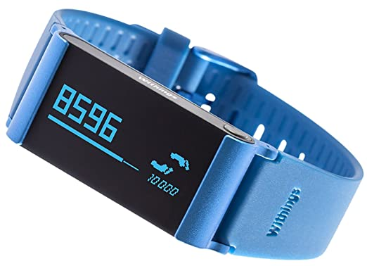 129 opinioni per Withings Pulse OX Smartwatch, Blu