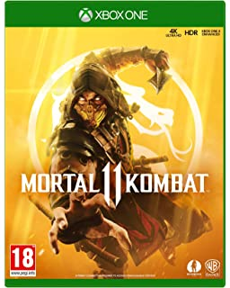 Amazon com: Mortal Kombat 11 - Xbox One: Whv Games: Video Games