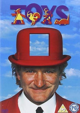 Amazon Com Toys Robin Williams Michael Gambon Joan Cusack Robin