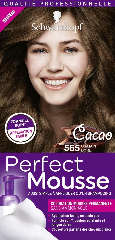 Schwarzkopf Perfect Mousse – Coloración permanente para ...