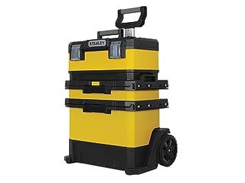 f0643d255a2696 Stanley 1-95-621 Servante mobile en metal et plastique  Amazon.fr ...