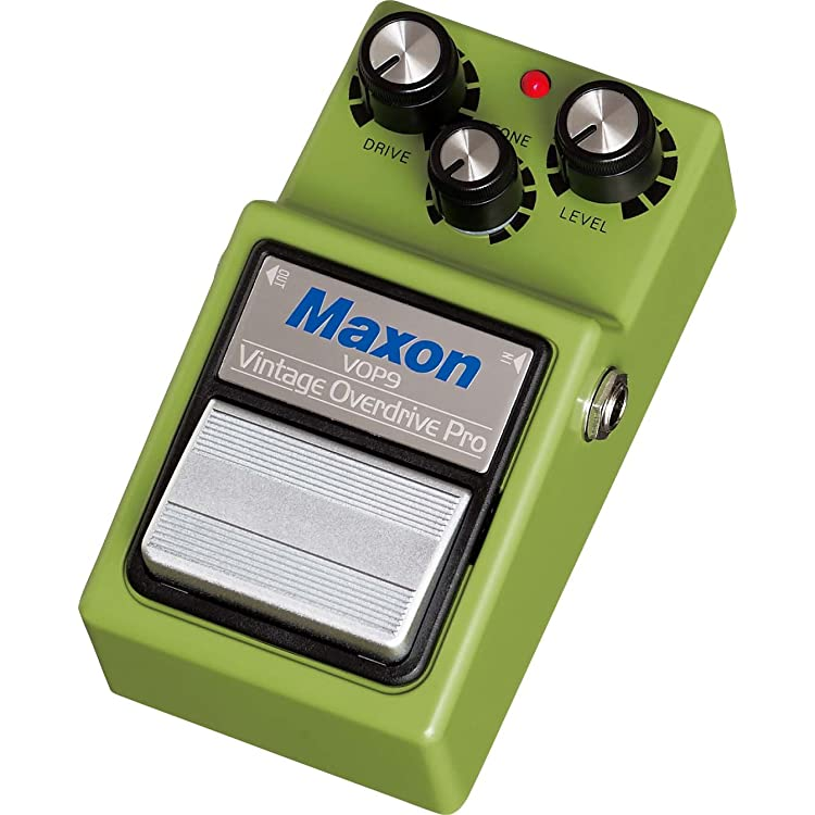 MAXON VOP9 Vintage Overdrive