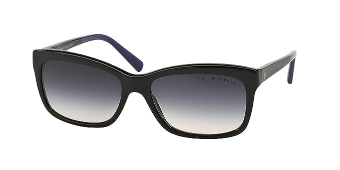 Gafas de Sol Ralph Lauren RL8093 BLACK: Amazon.es: Ropa y ...