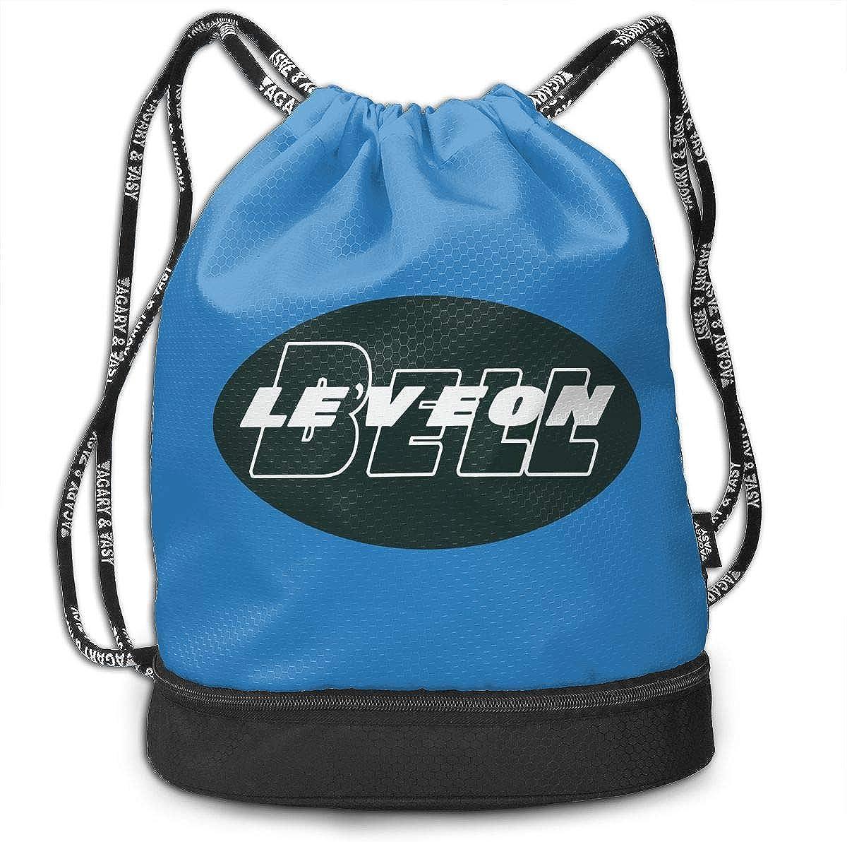 Drawstring Bag New York Bell Logo Gym Bag Sport Backpack Shoulder Bags Travel College Rucksack