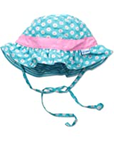 i play.. Baby & Toddler Girls' Reversible Ruffle Bucket Sun Protection Hat