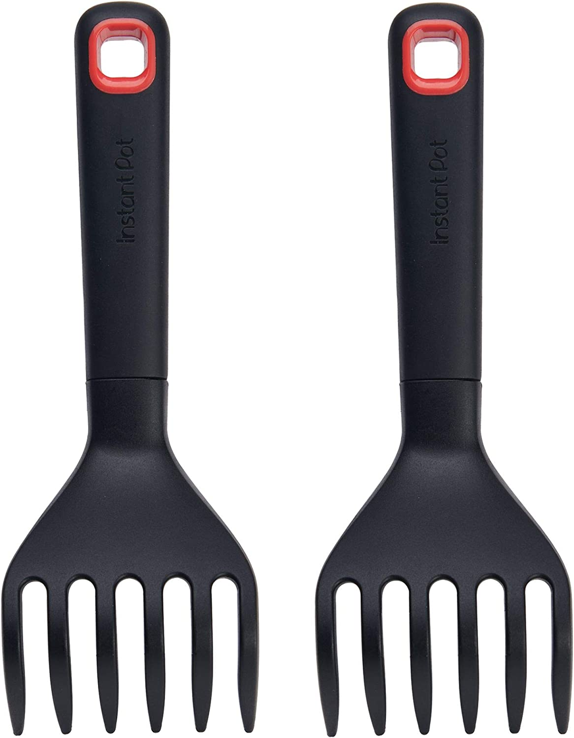 Instant Pot Official Plastic Meat Claws, Set of 2, Black